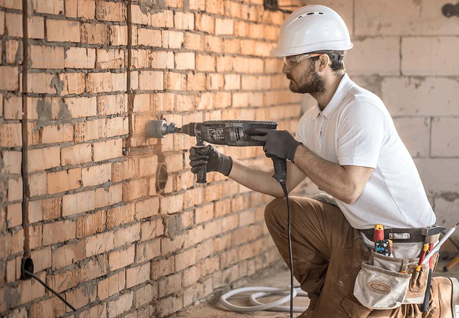 Mauertrockenlegung – Isophob Fachbetrieb Frechen